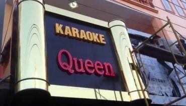 Thiết kế, thi công biển quảng cáo Karaoke, những mẫu biển quảng cáo karaoke đẹp