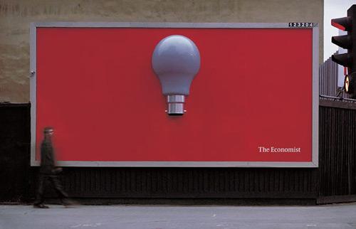 biển quảng cáo đèn