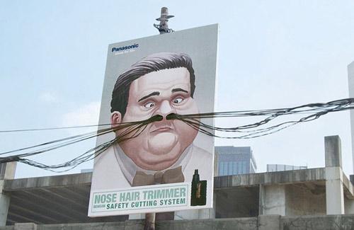 mẫu biển quảng cáo hãng panasonic