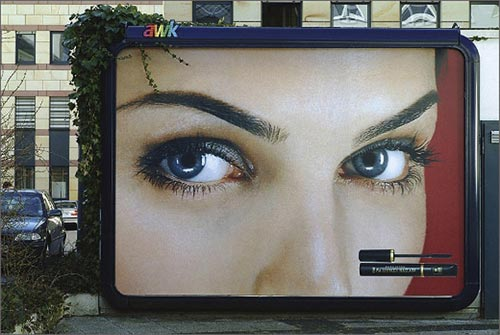 biển quảng cáo shop mỹ phảm